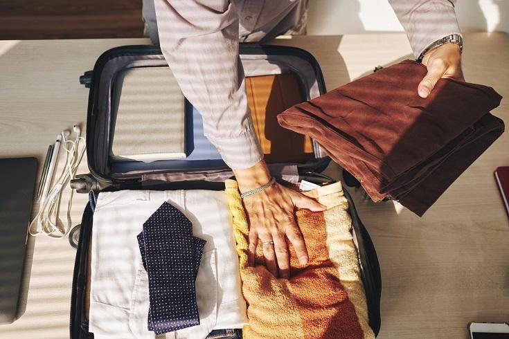 ترتيب وتنظيم محتويات حقائب السفر أمر مهم ويساعد في تيسير رحلتك