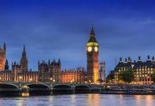 السياحة في لندن، بريطانيا