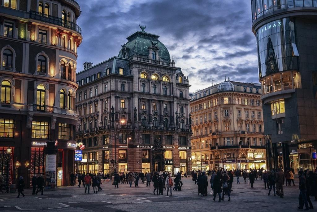 الفنادق وخيارات الإقامة في العاصمة النمساوية فيينا
