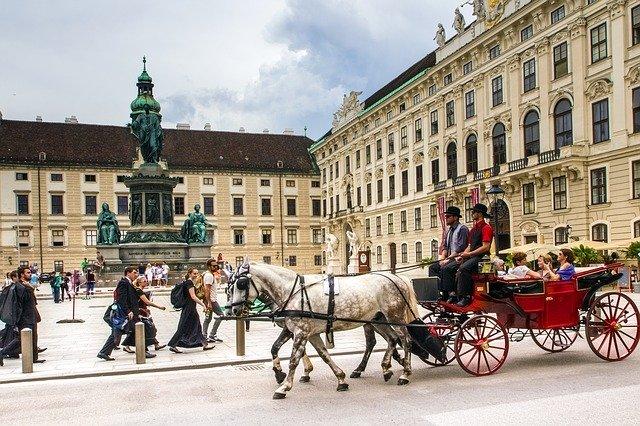 الجولات السياحية في مدينة فيينا، النمسا