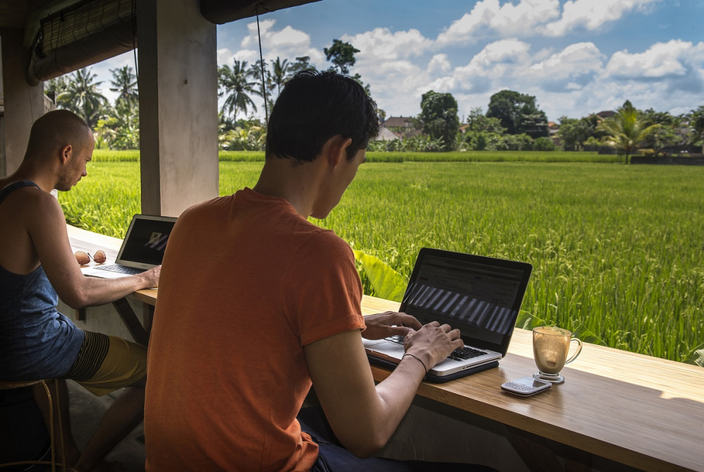 سرعات الانترنت في بالي تختلف من منطقة إلى أخرى