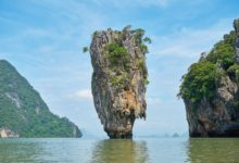 أجمل جزر العالم ذات المناظر الطبيعية الخلابة