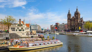 الدليل السياحي الشامل لمدينة أمستردام الهولندية - أهم المزارات السياحية وأشهر المأكولات وأفضل الفنادق ونصائح السفر