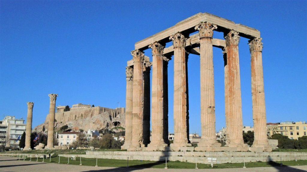 أهم المزارات السياحية في أثينا، اليونان