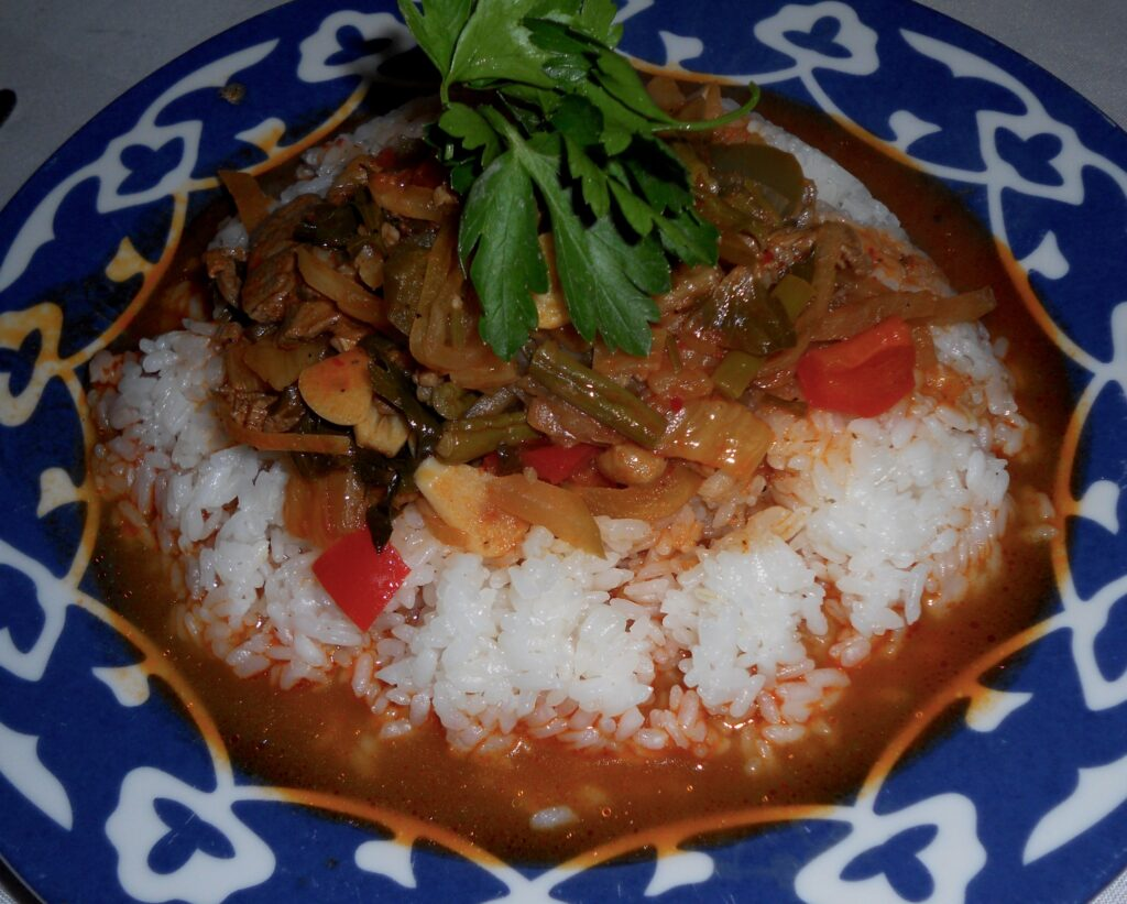 أشهر الأكلات في قيرغيزستان
