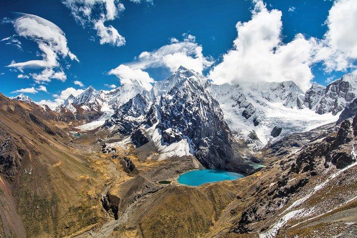 السياحة في بيرو- أهم المزارات السياحية