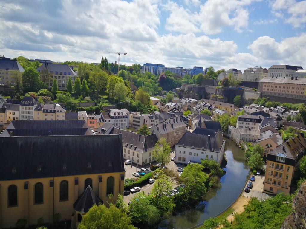 السياحة في لوكسمبورغ
