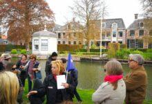 مدينة ماركن الهولندية هي مدينة صغيرة يسكنها فقط حوالي 2000 نسخة وتقع في شمال هولندا على منطقة عبارة عن شبه جزيرة، وتتميز بالبيوت