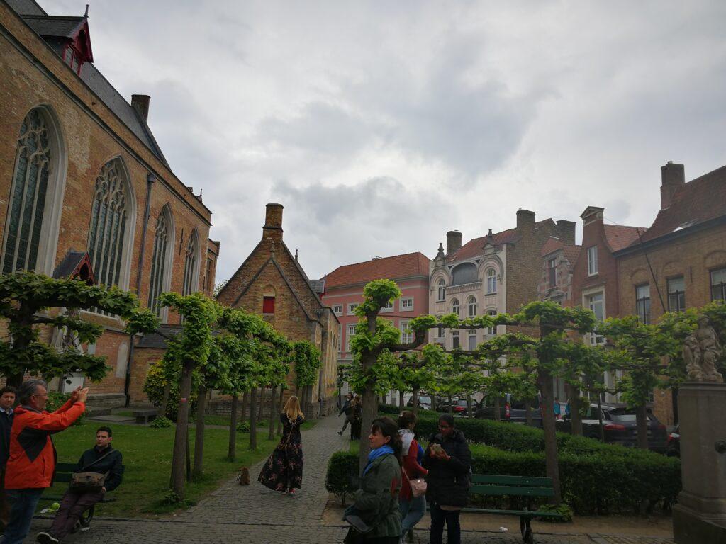 مدينة بروج، بلجيكا