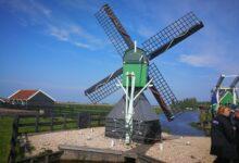 شاهد بالصور قرية الطواحين الهولندية زانسي خانس - جولة سياحية مصورة