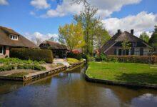 قرية جيثورن الهولندية- خيتورن قرية بلا سيارات- فينسيا الهولندية