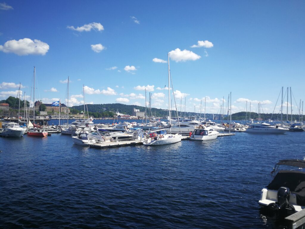 أجمل الأماكن السياحية في مدينة أوسلو النرويجية