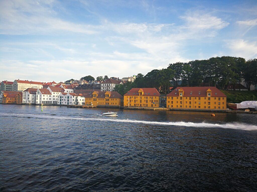 السياحة في مدينة بيرجن النرويجية