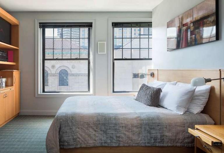 أفضل الفنادق الاقتصادية في مدينة بوسطن