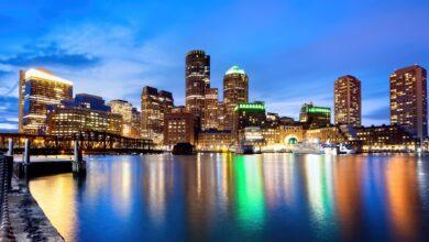 السياحة في بوسطن