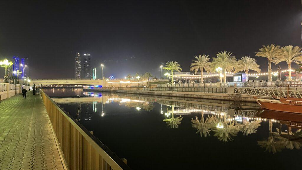 صور أجمل الأماكن السياحية في مدينة الشارقة
