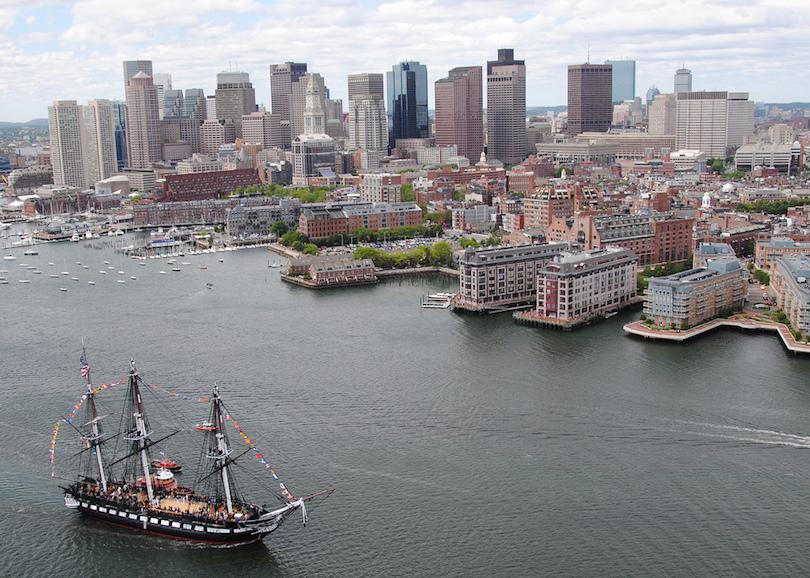 المزارات السياحية في مدينة بوسطن الأمريكية
