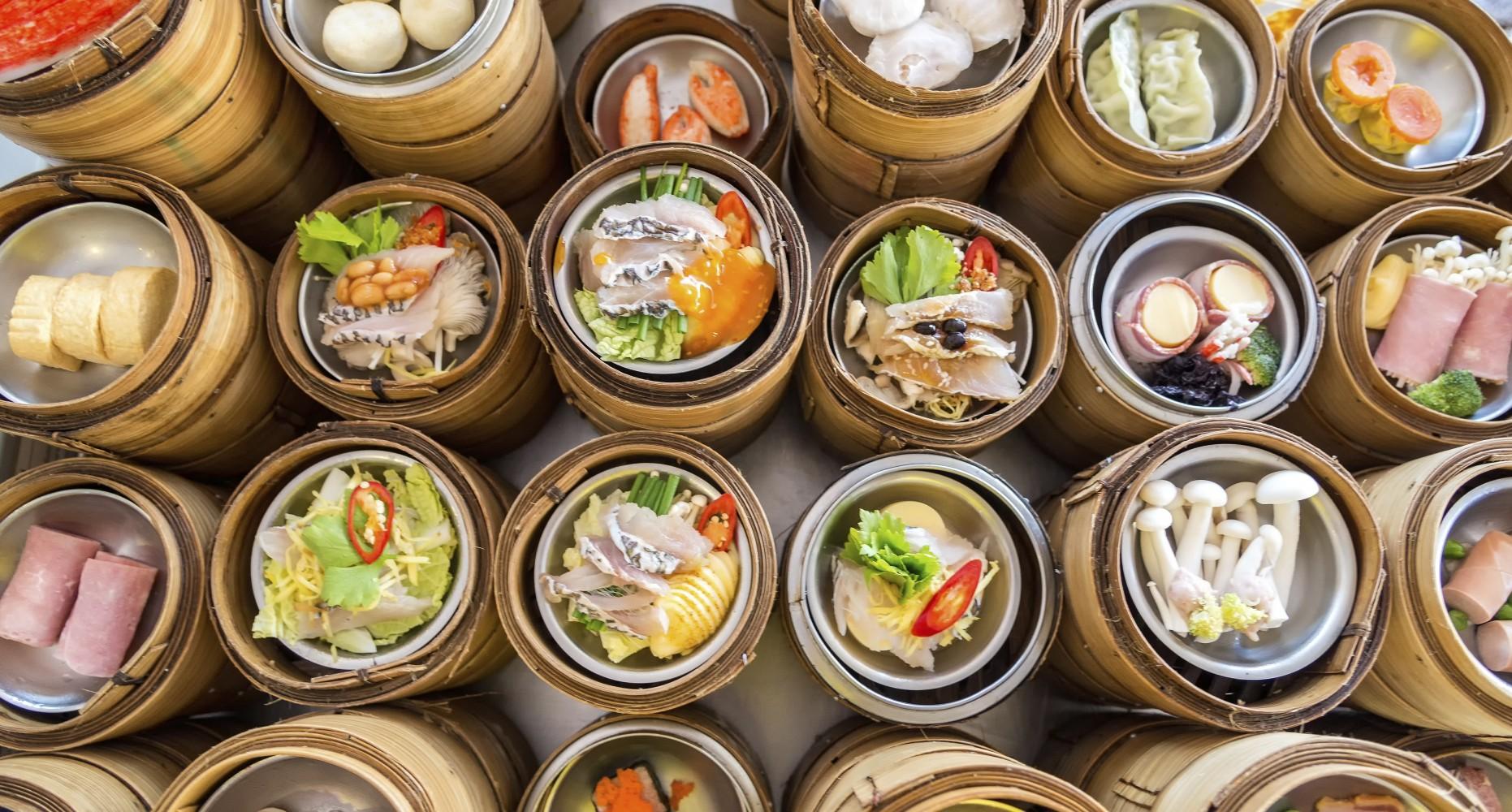 أشهر المأكولات في هونج كونج