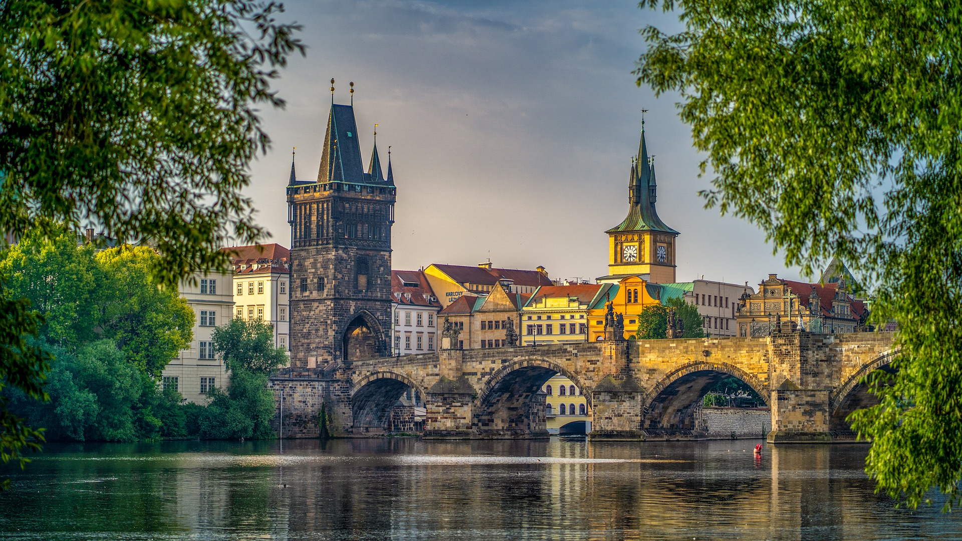 أهم المزارات والأماكن السياحية في مدينة براغ التشيكية